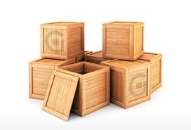 Holzkisten von Geppert